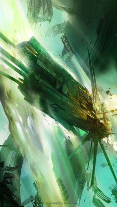 ArtStation - The Lazarus War: Origins, ioan dumitrescu