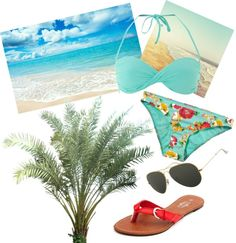 """Summer 13'"" by kayla-koplitz ❤ liked on Polyvore"