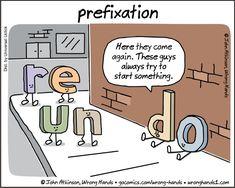 Cartoons by John Atkinson. ©John Atkinson, Wrong Hands