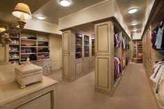 Beautiful closet design