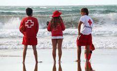 Cruz Roja, vigilancia a pie de playa