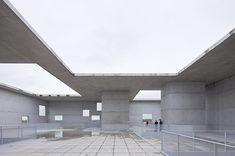 Image 1 of 32 from gallery of Zollverein School of Management and Design / SANAA. © Iwan Baan