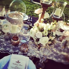 La Rosa Canina FIRENZE #table #dinner #weddingdecor #weddingflowers #wedding #tuscany #flowersdecor #gold #pienza