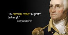 Washington was a man with a deep sense of duty, a military hero and a patriot. Here are 15 George Washington quotes to improve your personal integrity. Famous Qoutes, Quotes By Famous People, Motivational Military Quotes, Inspirational Quotes, Famous Military Quotes, Chill Quotes, Me Quotes, George Washington Quotes, Military Motivation