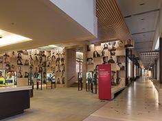 The Bill Melinda Gates Foundation Visitor Center, Olson Kundig Architects.