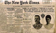 Per un austriaco su tre la Serbia è colpevole per lo scoppio della Prima Guerra Mondiale