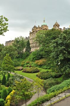 Edinburgh, Scotland. ༺✿༺                                                                                                                                                      More