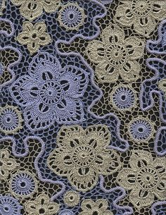 Crochet by Antonina Kuznetsova