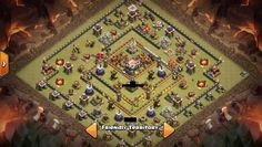 TH11 BEST WAR BASES 2017 | Clash of Clans - Guides