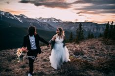 Sara is an Edmonton and beyond wedding and engagement photographer for the free-spirited lovers that are looking to document lifes most important moments. Planner Decorating, Rose Photography, Hair Makeup, Mountain, Romantic, In This Moment, Weddings, Engagement, Couple Photos