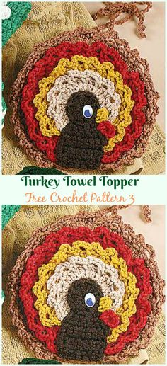 Christmas Towel Topper Crochet Free Patterns, A collection of Christmas Towel Topper Crochet Free Patterns. Today our Crochet Channel is is going to share some easy and beautiful Christmas themed . Filet Crochet, Crochet Fall, Halloween Crochet, Holiday Crochet, Crochet Gifts, Learn Crochet, Crochet Stitch, Crochet Granny, Christmas Crochet Patterns