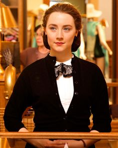 Saoirse Ronan | Nominated for Best Actress, Drama for Brooklyn