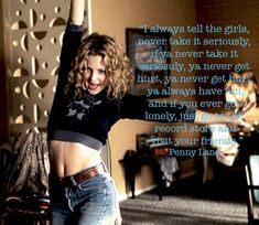 Penny Lane, Almost Famous
