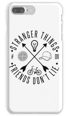 Stranger Things by ElysianArt