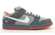 """Nike Dunk Low SB """"Pigeon"""""""