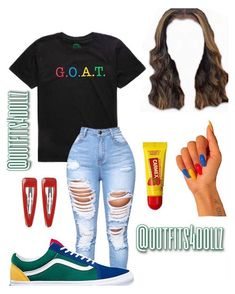 Clueless Outfits, Baddie Outfits Casual, Swag Outfits For Girls, Cute Teen Outfits, Teenage Girl Outfits, Girls Summer Outfits, Cute Comfy Outfits, Teen Fashion Outfits, Dope Outfits