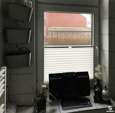 Sichtschutz Küchenfenster geht nicht gibt s nicht auch für dreiecksfenster gibt es den