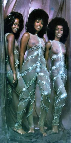 The Three Degrees — Valerie Holiday, Sheila Ferguson & Fayette Pinkney I Love Music, Kinds Of Music, Valerie Holiday, Mode Disco, Disco 70s, Divas, Jazz, Vintage Black Glamour, Old School Music
