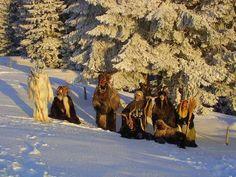 Krampus and Perchten : Advent in Salzburg Salzburg, Festival Celebration, Evil Spirits, Old City, New Years Eve, Austria, Advent, Folk, Old Things