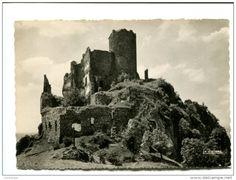 Frankreich - CP - LEMPDES (43) Ruines du chateau de léotoing
