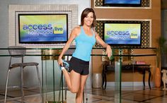 Kit Hoover, one of my favorite women on television right now! Cute, fit, oh so fashionable and super, duper funny! Access Hollywood, Right To Choose, Running Shoe Reviews, Runners World, Pick Up Lines, Girl Pictures, Abs, Sporty, Fitness