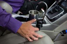 Xe hơi sản xuất được nước uống