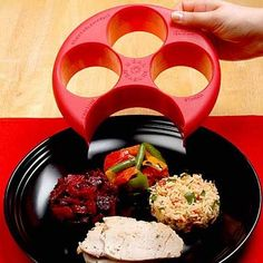 Portion Control Plate - Perfect for those on a diet