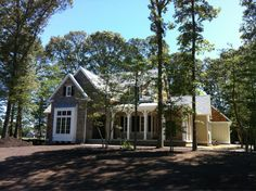 Southern Living Plan Elberton Way (SL-1561) (real pix of the house ...