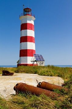 Sambro Island Lighthouse, Canada - Travel Pinspiration