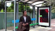 Bus stop?