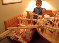 Marble run building blocks Grandchildren, Grandkids, Marble Maze, Wood Toys, Cool Kids, Wood Projects, Cnc, Retro Vintage, Woodworking