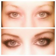 From a Younique customer using Younique's 3D Lashes - www.youniqueproducts.com/williamson