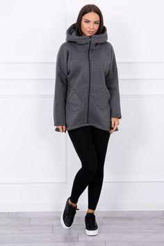 Stylová mikina s kapucí! Normcore, Style, Fashion, Swag, Moda, Fashion Styles, Fasion
