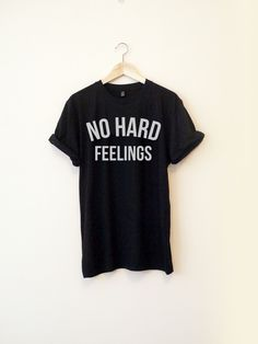 scottxjones:    darknatureclothing:    No Hard Feelings tee. #T-Shirt    The notes on this is nuts.