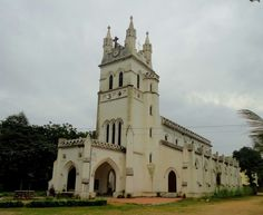#Travel Photo Of The Week : St George Church Hyderabad - Thanks to my love of exploring new locations, this time I got to experience the best of architectural beauty in #Hyderabad. Apart from the lavish #monuments, #St_George_Church_Hyderabad deserves a special mention. Doning a unique appearance and a striking appeal, the #church welcomes all with warmth and serenity. My business #trips are incomplete without visiting the St George Church.
