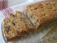 Creative Food, Banana Bread, Food And Drink, Treats, Cooking, Sweet, Recipes, Fitness, Food