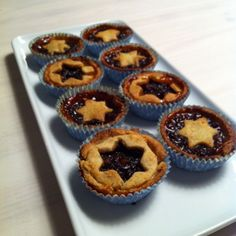 Minced meat tarts
