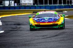Ferrari Spirit of Race, Via Italia Racing. Ferrari 488, Road Racing, Rolex, Spirit, Vehicles, Classic, Car, Italia, Derby