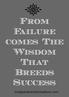Reach out and try. Yes you might fail, but with failure comes the wisdom that breads success.