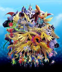 Digimon ultimate