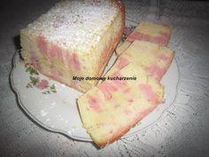 Babka z białek z dodatkiem galaretki Cheese