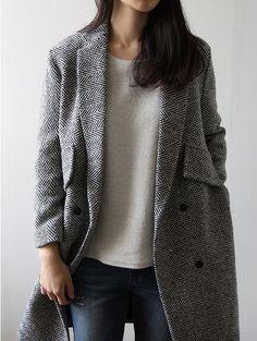 Grey Coat Jamper Classic