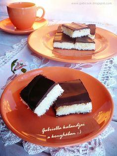 Gabriella kalandjai a konyhában :): Kókuszos álom - sütés nélkül Health Eating, No Bake Cookies, Winter Food, Tiramisu, Cookie Recipes, Deserts, Ale, Food And Drink, Sweets