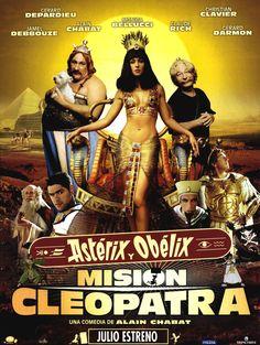 2002 - Astérix y Obélix Misión Cleopatra - Astérix & Obélix Mission Cléopâtre - tt0250223