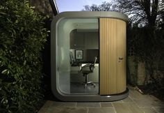 6 | Commune With Nature In These 6 Productivity-Boosting Offices | Co.Design | business + design