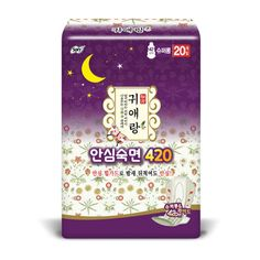 Sofy Body Fit Guierang Mugwort Korea Herbal Sanitary Napkins Super long(42cm) #LGLifeHealth