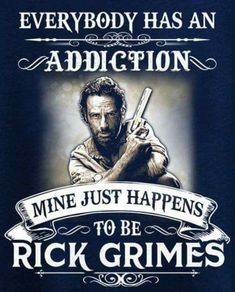 Andrew Lincoln aka Rick Grimes on The Walking Dead (AMC)