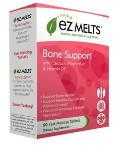 EZ Melt Bone Support