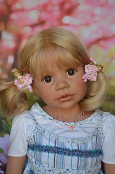 "Masterpiece Dolls Rebecca, 39"" by Monika Levenig, Vinyl and Cloth | eBay"