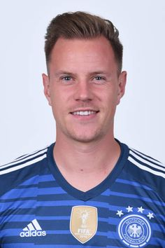Germany Portraits - 2018 FIFA World Cup Russia Germany Football Team, Football Soccer, Football Players, Barcelona Players, Fc Barcelona, Marc Andre Ter Stegen, Fifa World Cup 2018, Dfb Team, World Cup Winners
